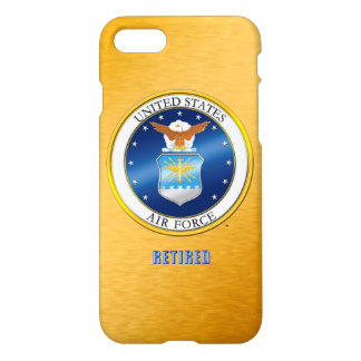 USAF Retired iPhone 7 iPhone 7 Case