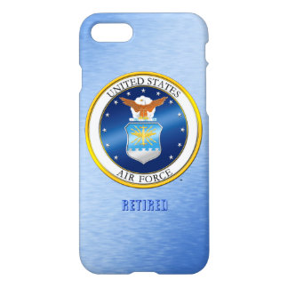 USAF Retired iPhone 7 iPhone 8/7 Case