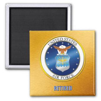 USAF Retired Magnet