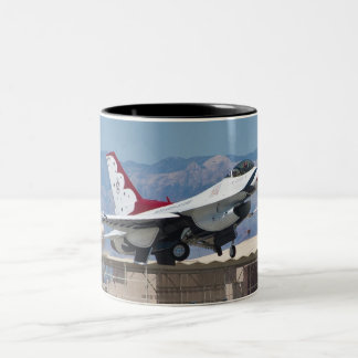 USAF Thunderbirds #6 Taking Off mug