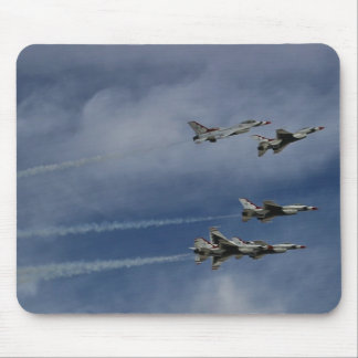 USAF Thunderbirds Delta Break mousepad
