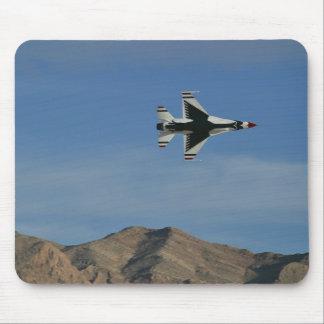 USAF Thunderbirds Solo Minimum Radius Turn pad Mouse Mat
