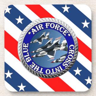 USAIRFORCEFANMERCH, Air Force Design Coaster