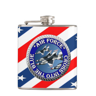 USAIRFORCEFANMERCH, Air Force Design Hip Flask