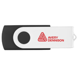 USB Flash Drive - Avery Dennison Swivel USB 2.0 Flash Drive