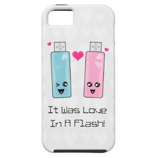 USB Flash Drive Love iPhone 5 Cover