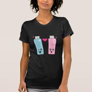 USB Flash Drive Love Tee Shirts