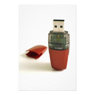 USB Flash pen Photo Print