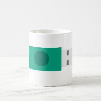 USB Stick Coffee Mug