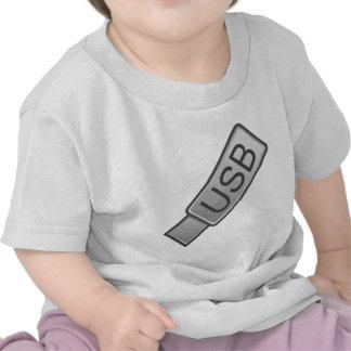 USB Stick Tshirt