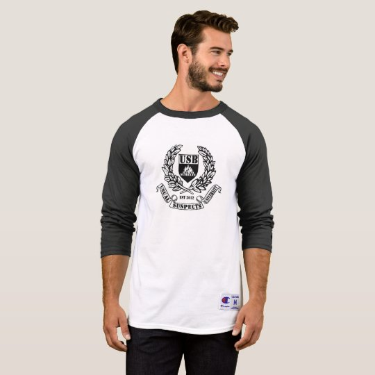 USB University Champions 3/4 Raglan Shirt