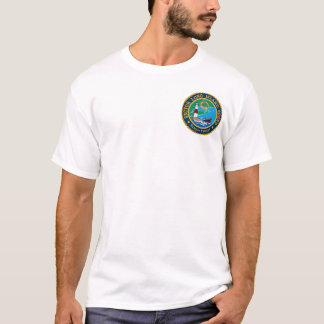 USCG Aids to Navigation Long Island Sound T-Shirt
