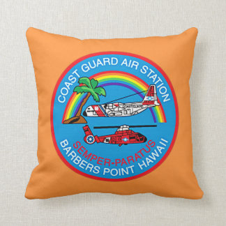 USCG Air Station Barbers Point Hawaii Flight Crew Cushion