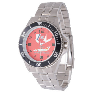 USCG Air Station Cape Cod Aviator Watch