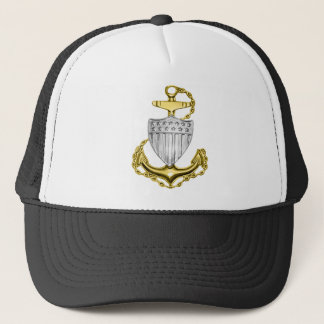 USCG Anchor Trucker Hat