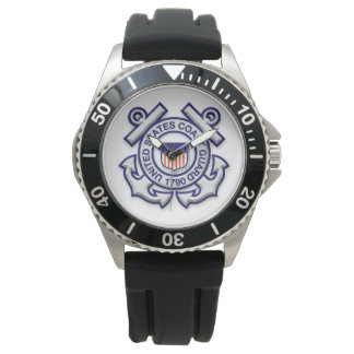 USCG Anchor Wrist Watch