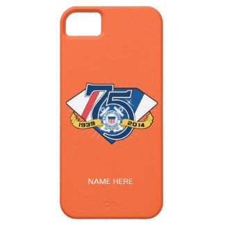 USCG Auxiliary 75th Anniversary Case For The iPhone 5