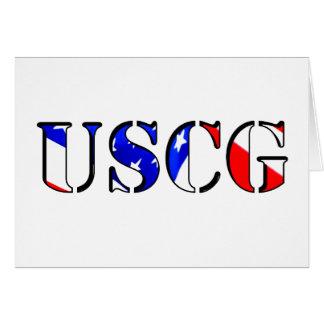 USCG Card
