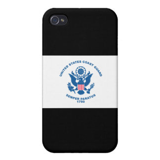 USCG - Coast Guard Flag iPhone 4/4S Cases