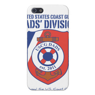 USCG Dads Division iPhone 4 4s Speck iPhone 5 Covers