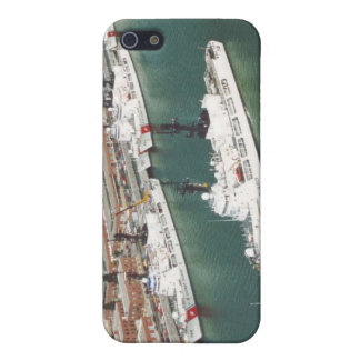 USCG Hamilton Class Cutters iPhone 5 Covers