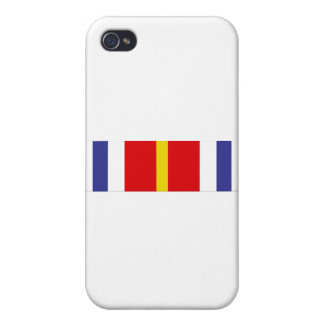 USCG Honor Graduate Ribbon iPhone 4 Covers