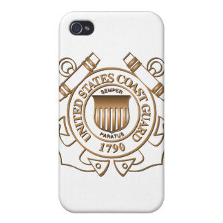 USCG iPhone 4/4S CASES