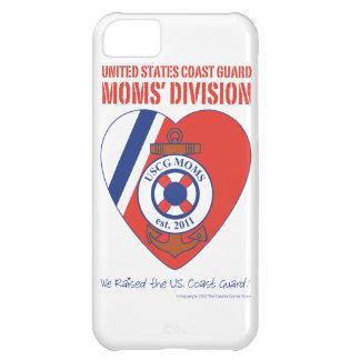 USCG Moms Division iPhone 5 Case-Mate