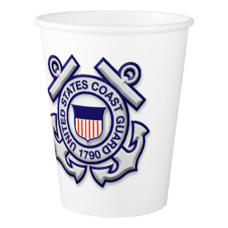 USCG Paper Cups