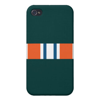 USCG Presidential Unit Citation Covers For iPhone 4