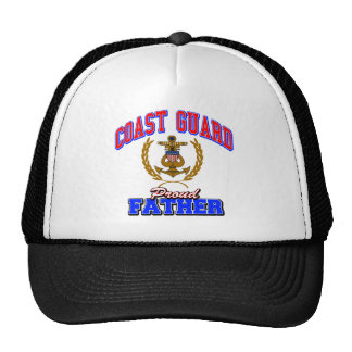 USCG Proud Father Cap