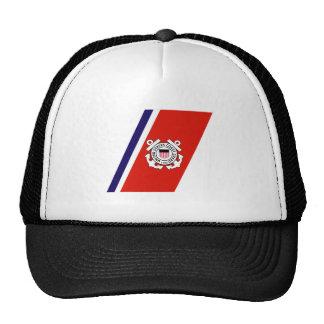 USCG Racing Stripe - Right Cap
