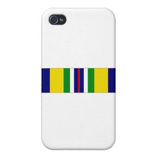 USCG Recruiting Service Ribbon Case For iPhone 4