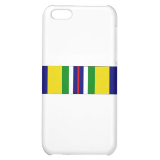 USCG Recruiting Service Ribbon iPhone 5C Cases