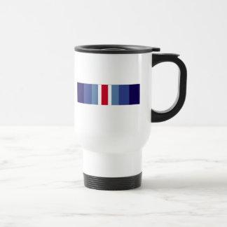 USCG Restricted Duty Ribbon Coffee Mugs