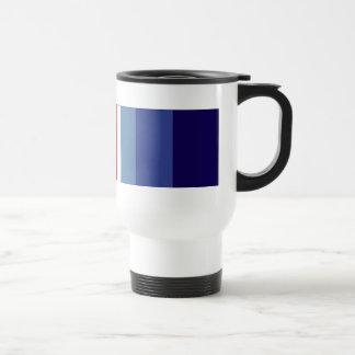 USCG Restricted Duty Ribbon Travel Mug