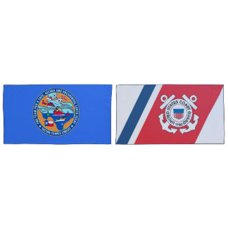 USCG Station Corpus Christi Texas Pillowcase