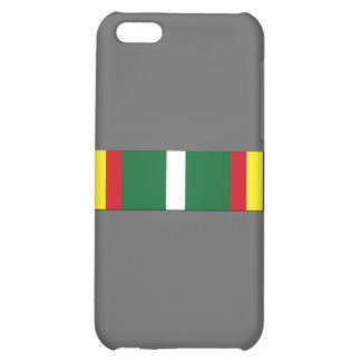 USCG Unit Commendation Ribbon iPhone 5C Cover