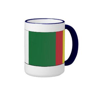 USCG Unit Commendation Ribbon Ringer Mug