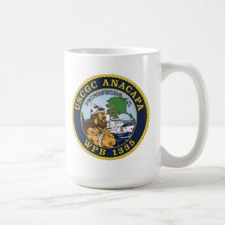 USCGC Anacapa WPB-1335 Basic White Mug