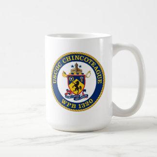 USCGC Chincoteague WPB-1320 Basic White Mug