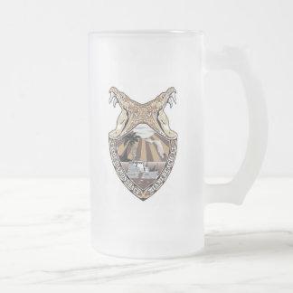 USCGC Diamondback WPB-87370 Frosted Beer Mug