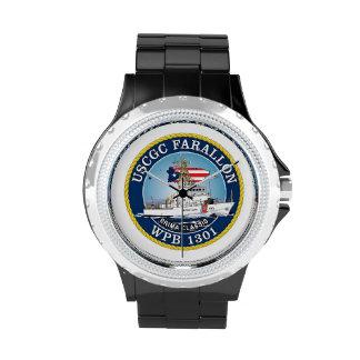 USCGC Farallon WPB-1301 Watches