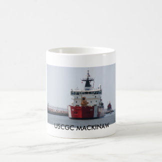 USCGC MACKINAW COFFEE MUG