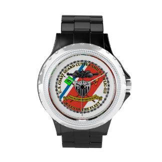 "USCGC Smilax WLIC-315 ""Queen of the Fleet"" Watches"