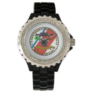 "USCGC Smilax WLIC-315 ""Queen of the Fleet"" Wrist Watch"