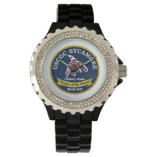 USCGC Sycamore WLB-209 Watches