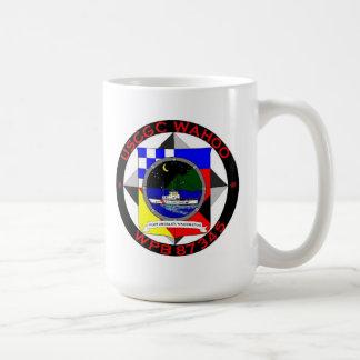USCGC Wahoo WPB-87345 Basic White Mug