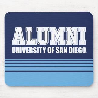 USD | Alumni - Stripes Mouse Mat
