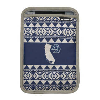 USD | California Tribal Pattern iPad Mini Sleeve